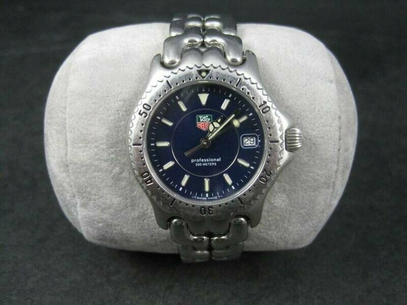 Tag Heuer Midsize Unisex Sapphire Crystal Watch WG121A