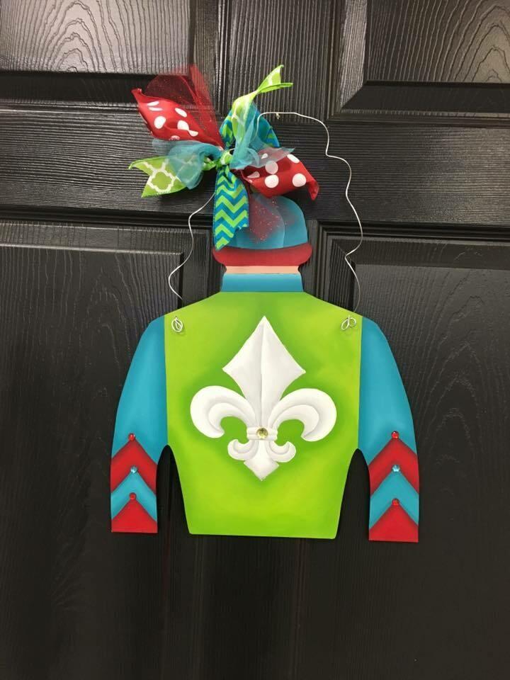 """Jockey Silk """"I'm a Looker"""" Design"""