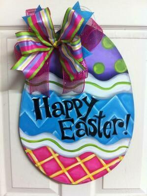 "Easter Egg-""HAPPY EASTER"""