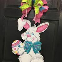 Full Body Easter Bunny
