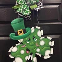 Shamrock w/ Top Hat