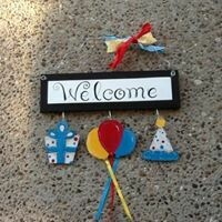 Welcome Board Birthday Set Only