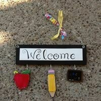Welcome Board School Set Only