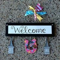 Welcome Board Derby Set Only