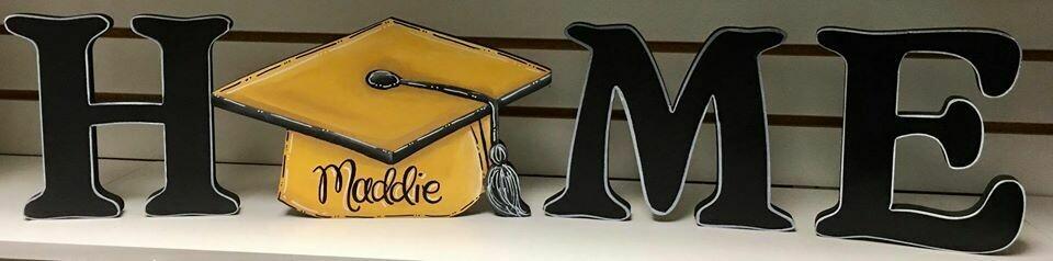 Graduation Cap Insert Only