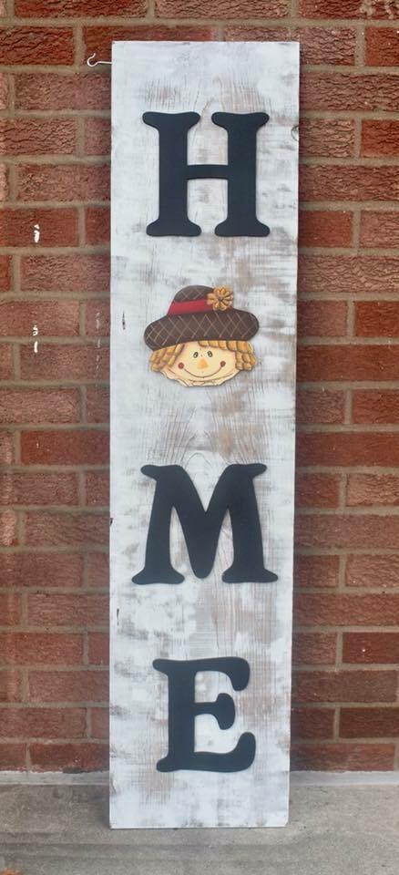 Fall Porch Board Set