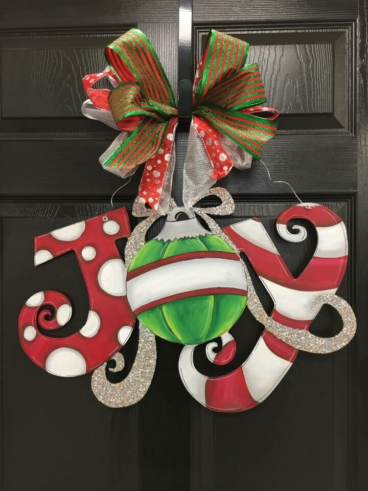 JOY Door Hanger