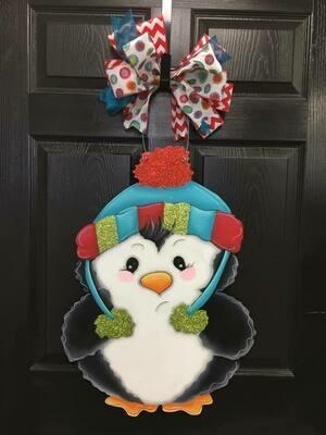 "Winter Penguin ""Chilly"""