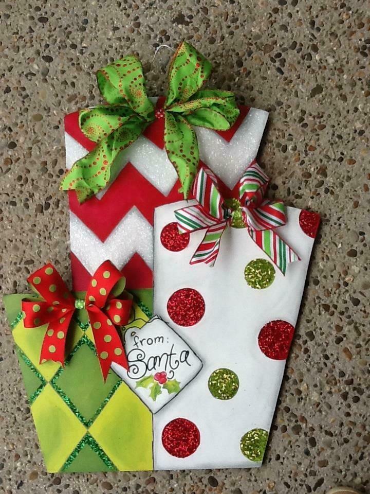 Presents Door Hangers