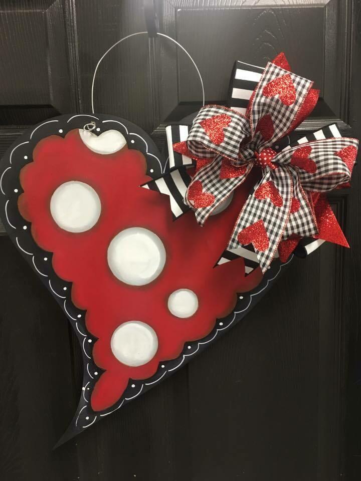 DIY Valentines Heart