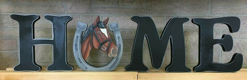 DERBY Realistic Horseshoe
