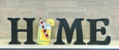 Lemonade Home Shelf Sitter Set