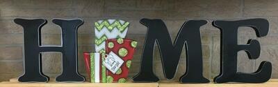 Presents Home Shelf Sitter
