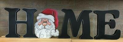 Santa Home Shelf Sitter