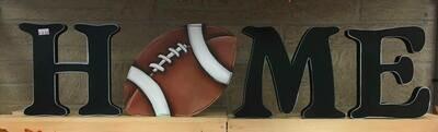 Football Home Shelf Sitter