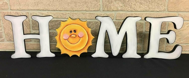 Sun Home Shelf Sitter Set