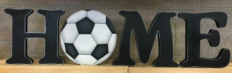 Soccer Home Shelf Sitter