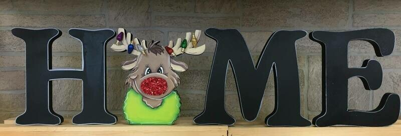 Rudolph Home Insert Only