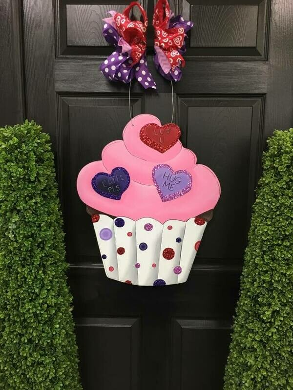 DIY Valentines Cup Cake