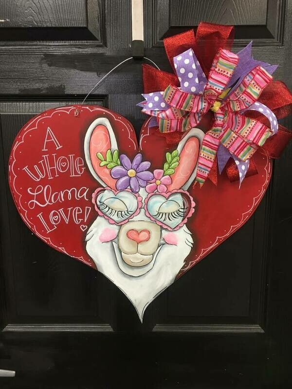 A Whole Llama Love!