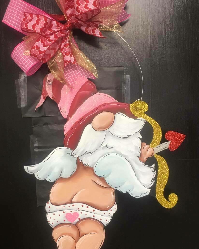 Gnome Cupid