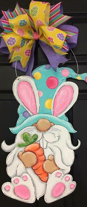 DIY Easter Gnome