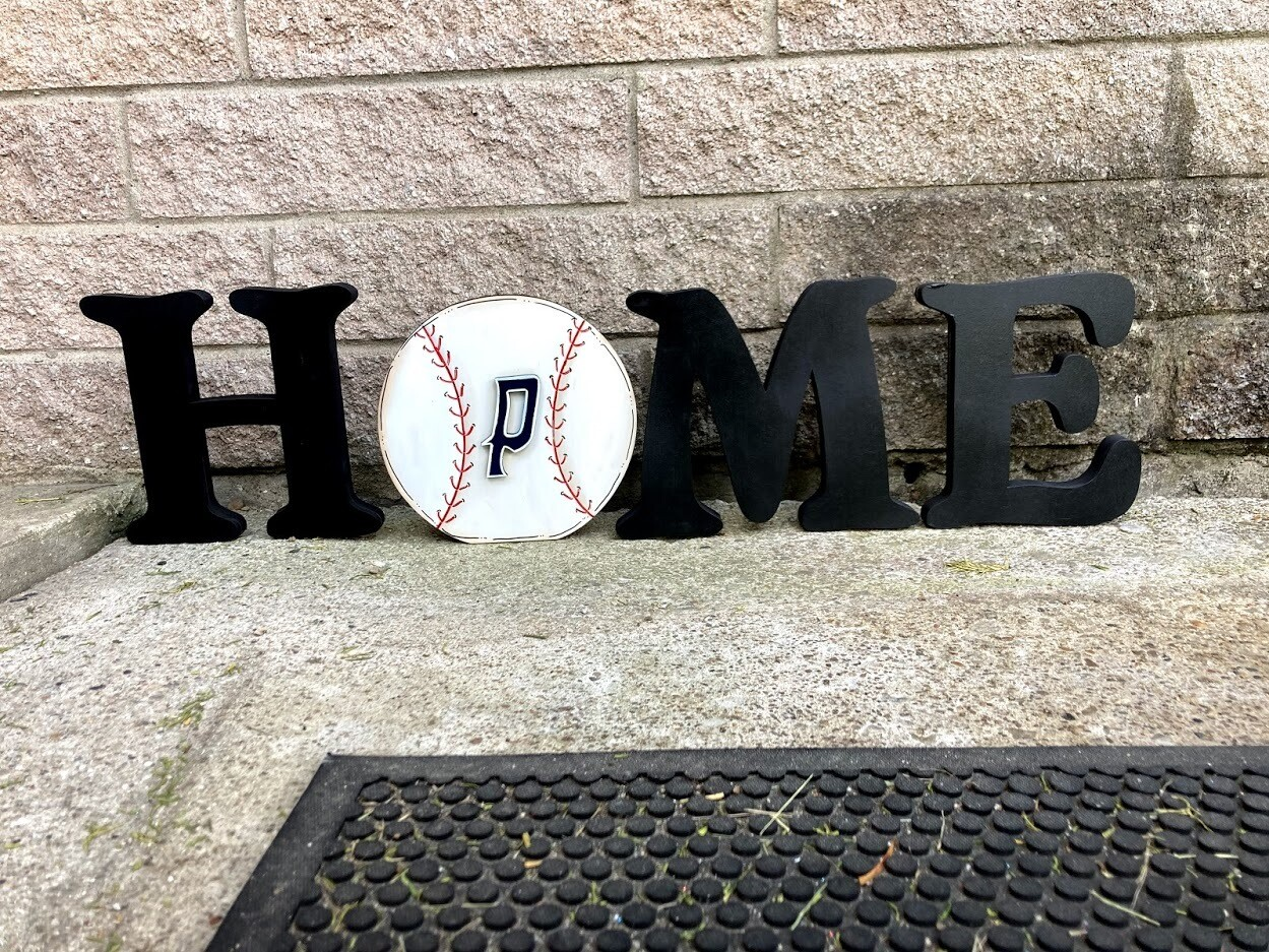 Customized Sport Ball Home Insert Only