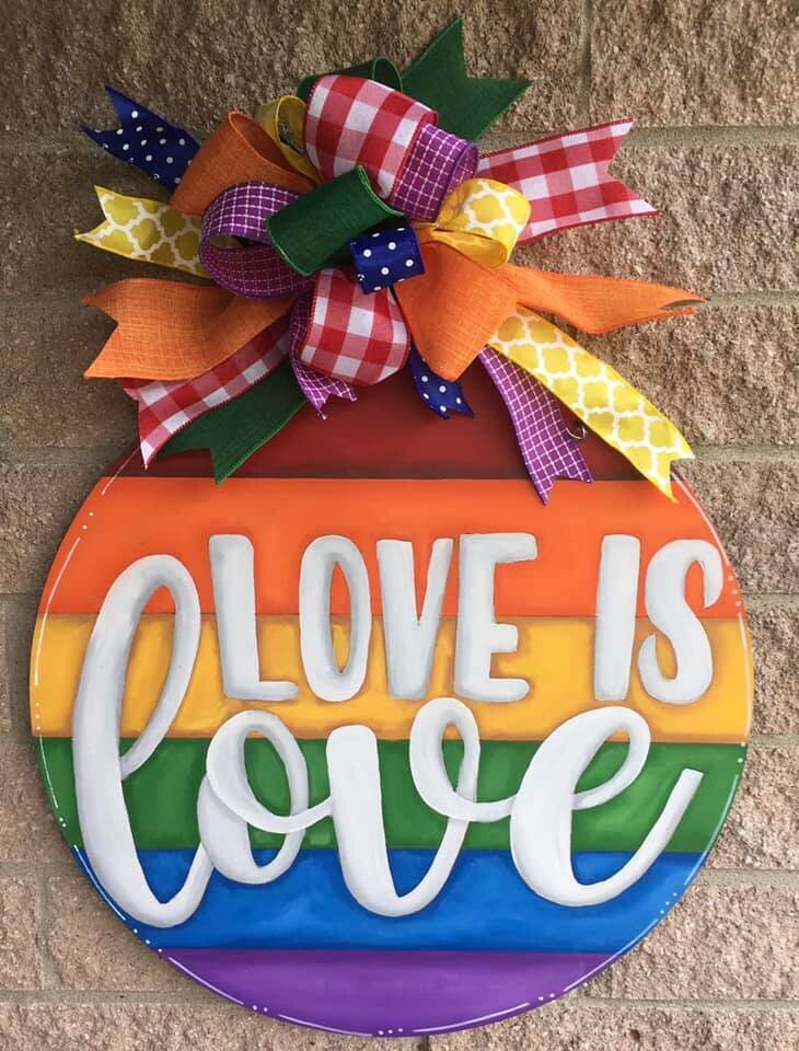 Love is Love Circle