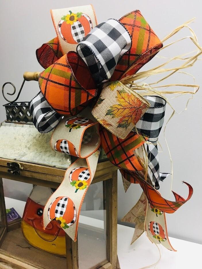 Fall Porch Board Bow