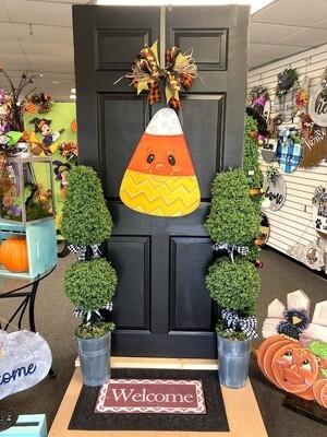 Candy Corn Door Hanger