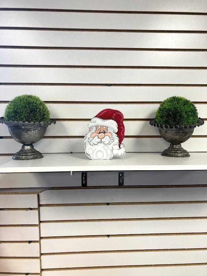 Santa Shelf Sitter Insert