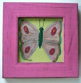 pastel butterfly original a2n2koon 5x5