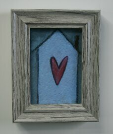 home is where the heart is artwork 2.5x3.5