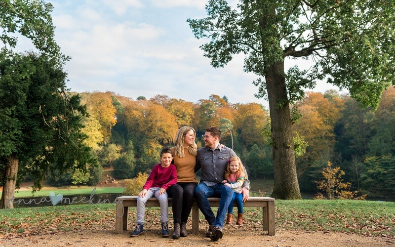 Outdoor Family Photoshoot - Gift Voucher