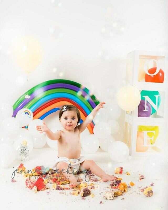 First Birthday Photoshoot - Gift Voucher