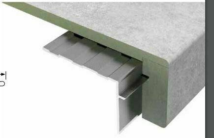 Profilé Aluminium en L Longueur 3000 mm