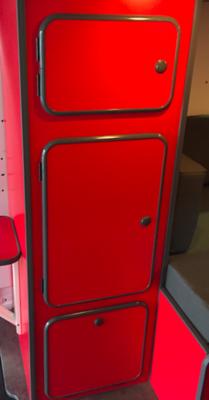 Porte de placard emplacement frigo