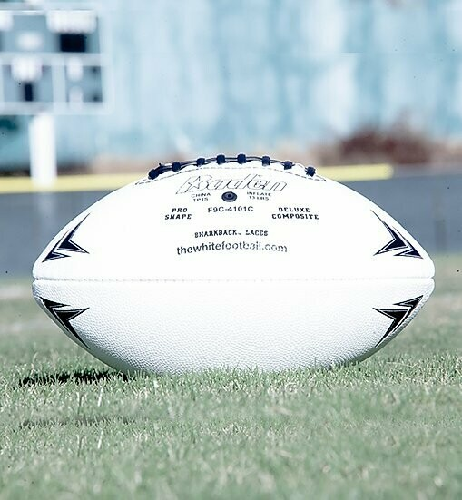 The White Football (Used)