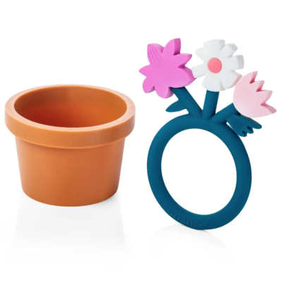 Flower Teether