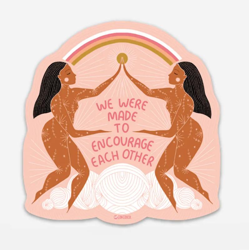 Encourage Sticker GB