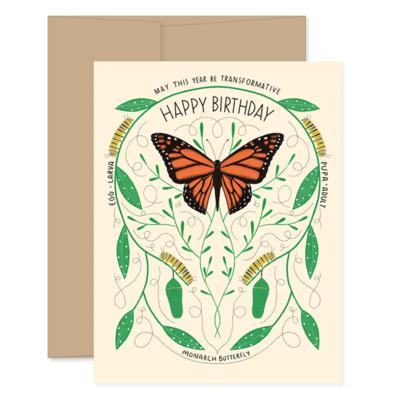 Metamorphosis Card GB