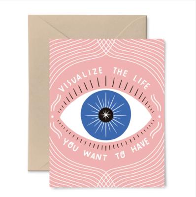Visualize Life Card