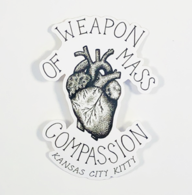 Weapon Sticker
