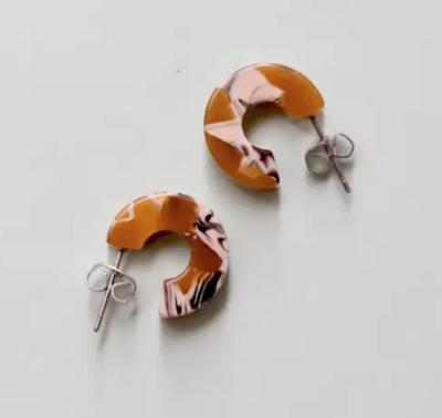 Mali In Daisy Earrings