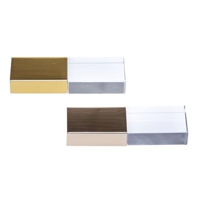Gold Crystal USB: PK 25
