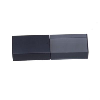 Black smoked Crystal USB: PK 25