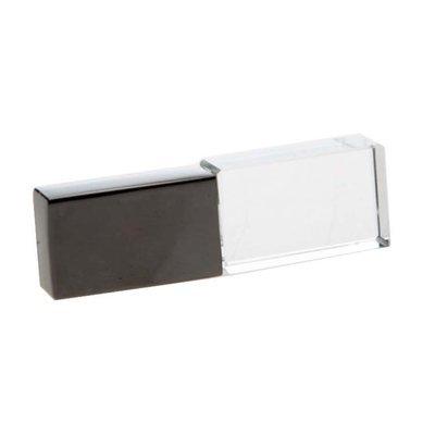 Gun Metal Crystal USB: PK 25
