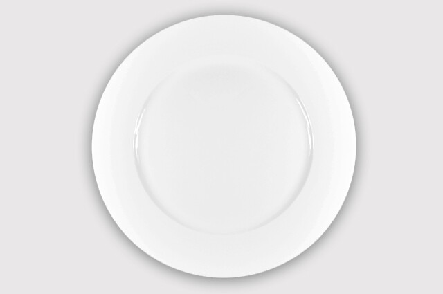 Тарелка круглая 30 см.