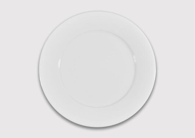Тарелка круглая 20 см.