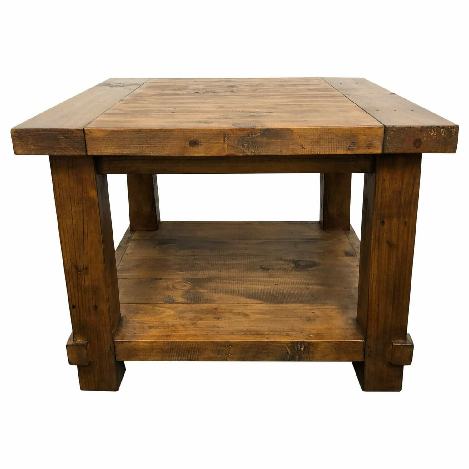 Industrial lamp Table